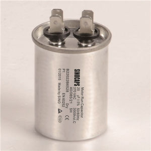 Cbb65 Air Conditioner Running Capacitors with Screw pictures & photos