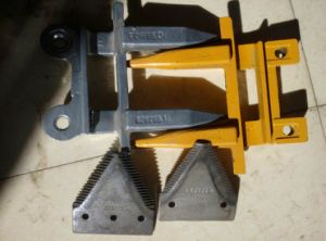 Knife Guard and Knife Section High Quality Used Combine Harvester Spare Parts