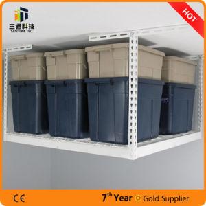 China Overhead Garage Storage Rack Overhead Storage Ceiling Rack
