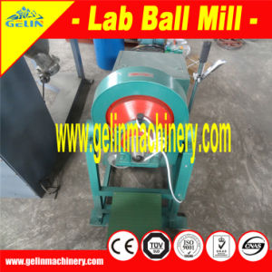 Mini Mining Small Ball Miller for Gold Laboratory Testing pictures & photos