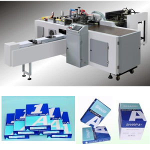 Perfect A3 A4 Copy Paper Packaging Machine