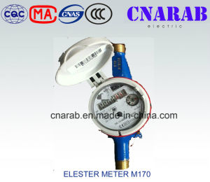 Multi-Jet Vane Wheel Dry Type Cold (hot) Water Meter pictures & photos