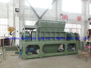 Waste Car Crushing Machine