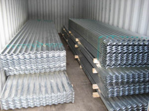 Galvanized Galvalume Steel Roofing Sheet