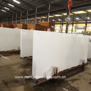 White Nano Glass/Artificial Marble/White Stone