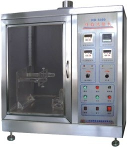 HD-5400 Needle Flame Test Chamber