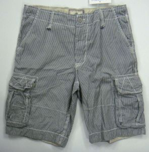 Man Cargo Yarn Dyed Bermuda/Shorts (PS002)