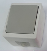 IP54 Switch, Waterproof Switch, Waterproof 1gang 1way Switch pictures & photos
