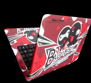 3D Custom Laptop Skin Software for Hello Kitty Laptop Skin pictures & photos