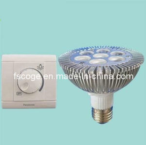 Dimmable 7*1W High Power PAR30 LED Spotlight (CG-PAR30DSH7P1)