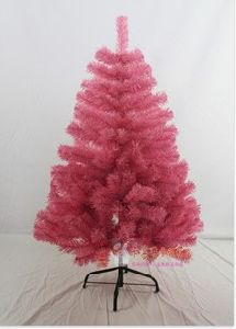 Artifical Pink Christmas Tree for Decoration (LSALICE-12)