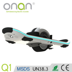 One Wheel Bluetooth Speaker Electric Hoverboard