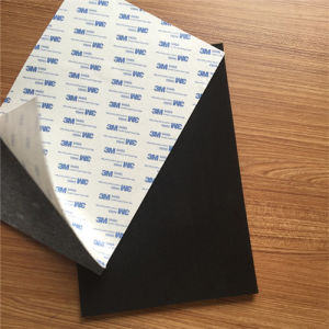 EPDM Sponge Neoprene Foam with 3m Adhesive pictures & photos