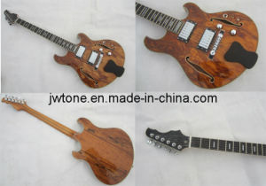 Solid Ash Top Languedoc Electric Guitar
