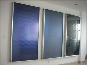 Flat Panel Solar Collector with Solar Keymark Certificate pictures & photos