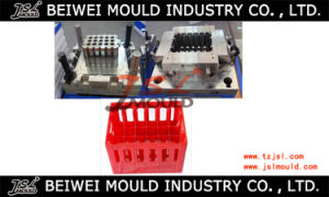 Customized Plastic Injection Beer Crate Mould pictures & photos