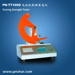 Laboratory Used Paper Tearing Tester pictures & photos