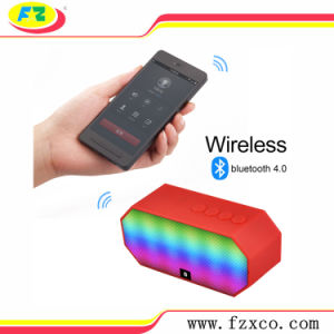 Best Sounding Bluetooth Speaker Wireless Bluetooth Speaker with LED Light