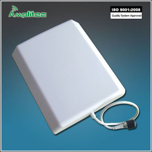 Indoor Panel Antenna/9dBi/ 806-960 MHz/1710-2500MHz/ Repeater Antenna (IP8025-965)