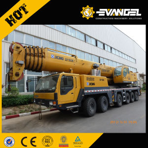 Construction Vehicle, 160t All Terrain Truck Crane Qay160 pictures & photos