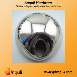 High Quality Stainless Steel Handrail Fittings (AGL-14) pictures & photos
