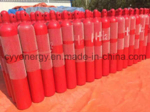 50L Oxygen Nitrogen Lar Acetylene CO2 Hydrogeen 150bar/200bar Seamless Steel Gas Cylinder pictures & photos
