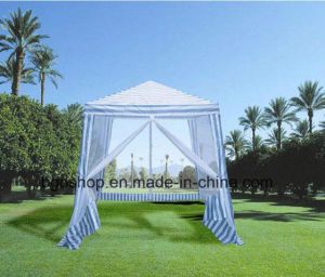 PVC Coated Tarpaulin Tent (1000dx1000d 20X20 670g) pictures & photos