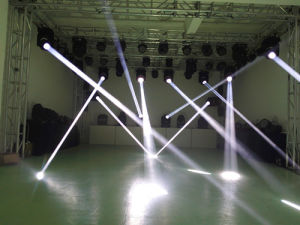 Professional Yodn Lamp 350W Beam Spot Wash 3in1 17r Moving Head Stage Light pictures & photos
