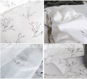 Star Hotels Shortcuts/Home Use Simple Style Printing Bedding Sets pictures & photos