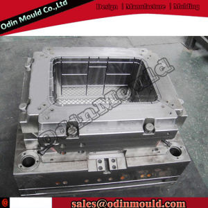 Plastic Vegetable Turnover Basket Mould pictures & photos