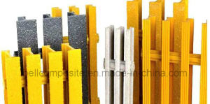FRP/GRP Pultruded Gratings, Pultruded Fibreglass Grating pictures & photos