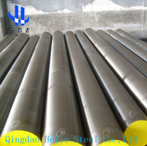 AISI 4140 1.7225 42CrMo4 Forged Alloy Steel Round Bars