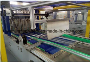 Color PE Film Heat Shrink Wrapping Packing Machine pictures & photos