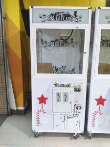 Indoor Game Double Crane Machine / Claw Machine From China Supplier pictures & photos