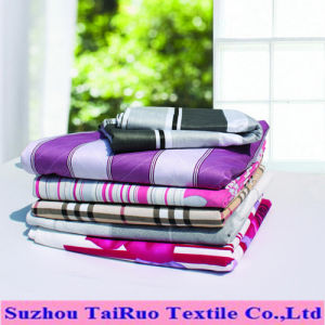 Dyed or Printed Bedsheet Made of Cotton, Polyester/Cotton pictures & photos
