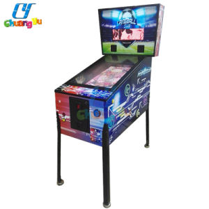 Arcade Games Coin Operated Virtual Pinball Machines