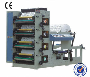 6 Color Flexo Prinitng Machine for Paper Cup pictures & photos