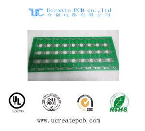 Fr4 PCB Fabrication with UL pictures & photos
