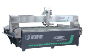 High Speed Ceramic Waterjet Cutting Machine pictures & photos