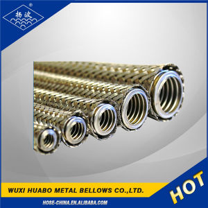 1/2 Inch Corrugated Flexible Metal Hose pictures & photos