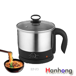 Wholesale China Manufacturer Electric Kettle with Timer