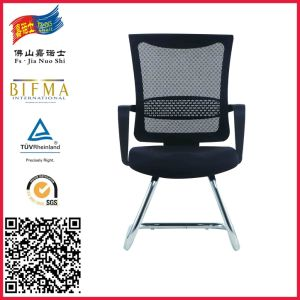 Long Time Sitting Staff MID Back Mesh Office Chair With Stable Aluminum  Alloy Base