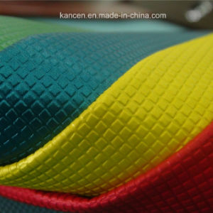 Embossed Colourful Leather for Decorative (KC-B054)