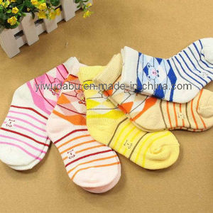 Newly Born Baby Warm Breathable Cotton Lovely Sock