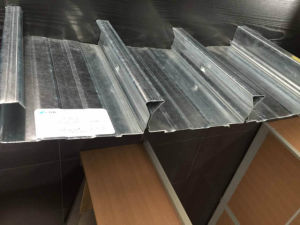 1.0mm THK Galvanized Decking pictures & photos