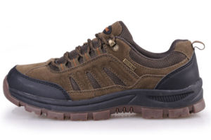 2016 High Quality Leather Hiking Shoes Latest Army Boots