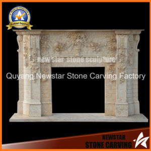 Marble Fireplace Mantel Fireplace Surround pictures & photos