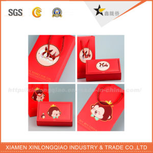 Custom Printing Full Color Factory Supply Fancy Wedding Paper Bag pictures & photos