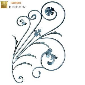Dragon Shape Stair Handrail Starts pictures & photos