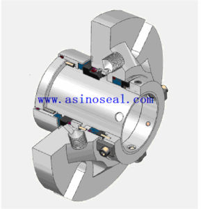 High Quality Cartridge Mechanical Seal Cure